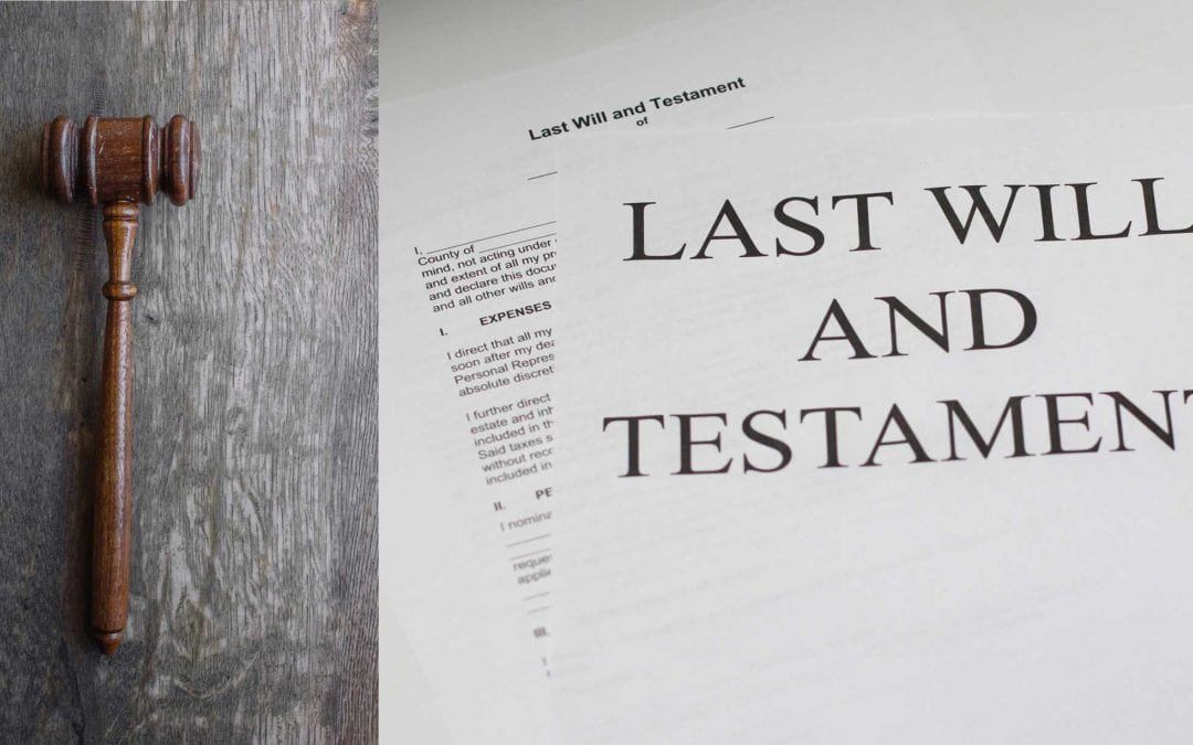Do I need a lawyer to write a will?