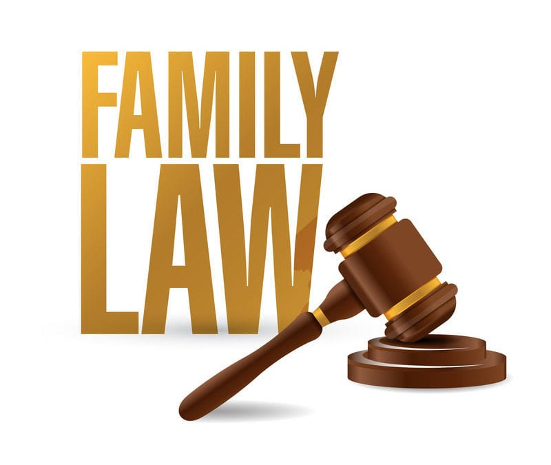 Types of Family Law