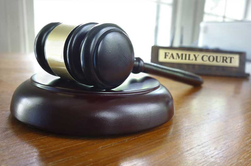 Types of Family Court Cases
