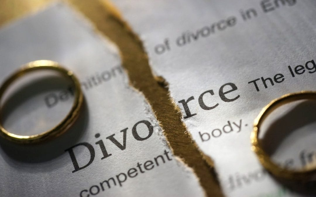 Divorce in a Covenant Marriage