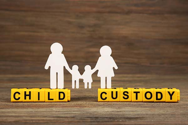 Custody/Parenting Time During a Divorce or Separation